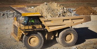 Equipment maintenance accounts for 20 to 35 per cent of total mining costs.