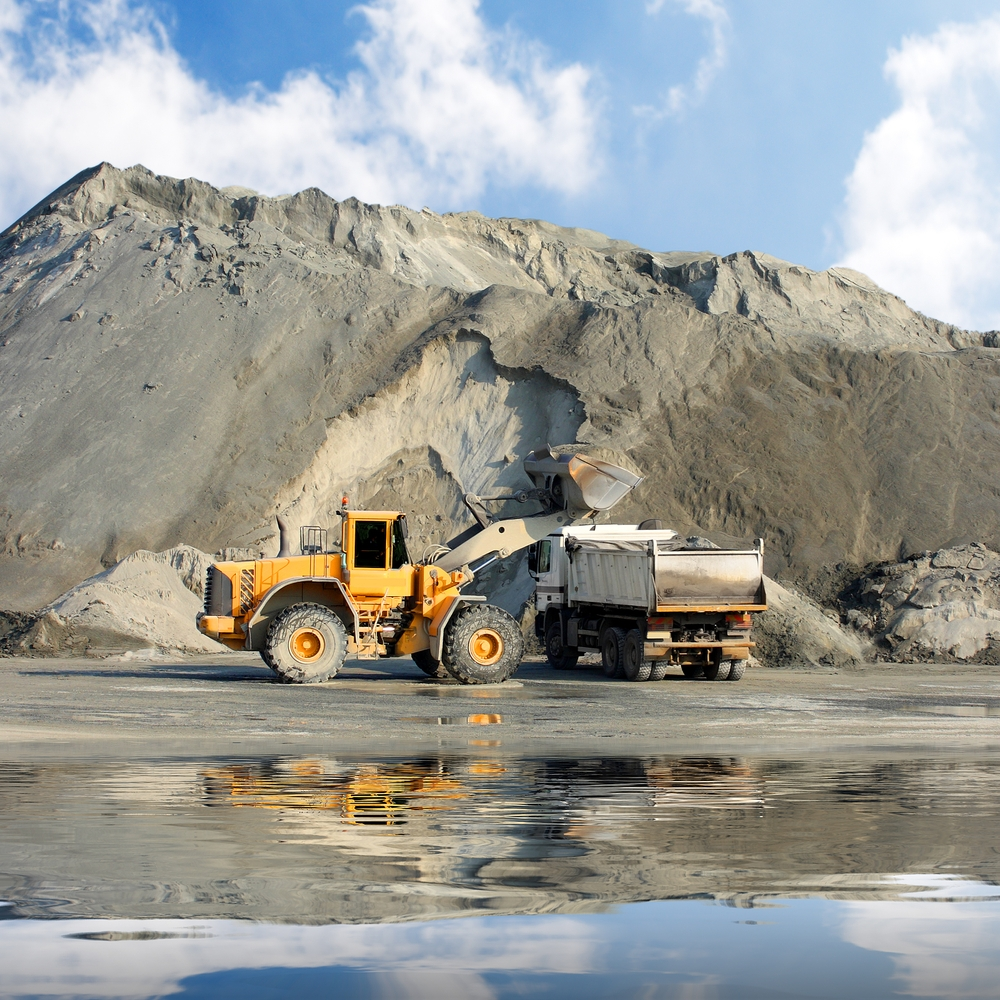 Sustainable aggregates may reduce demand for virgin material.