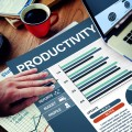 What are companies doing to improve productivity?