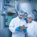 Food processing plants could upgrade to intelligent operations.