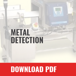 metal detection