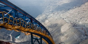 How is big data delivering improvements in mining operations?