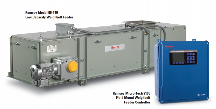 Find the right weigh belt feeder for the specific needs of your worksite.