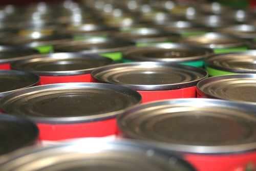 Packaged food needs to be completely clear of any contaminants.