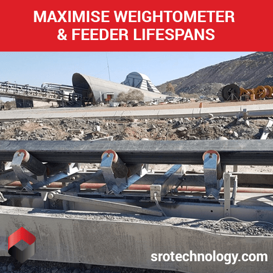 Maximise weightometer and feeder lifespans